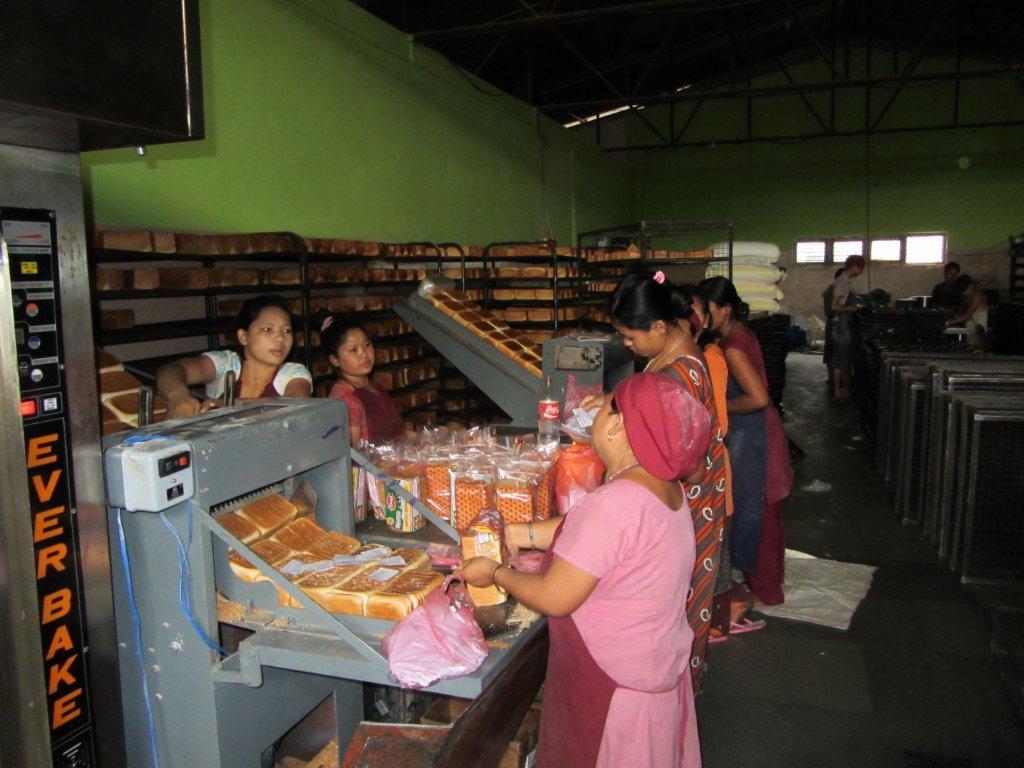 Firmenbesuch in Pokhara, Nepal