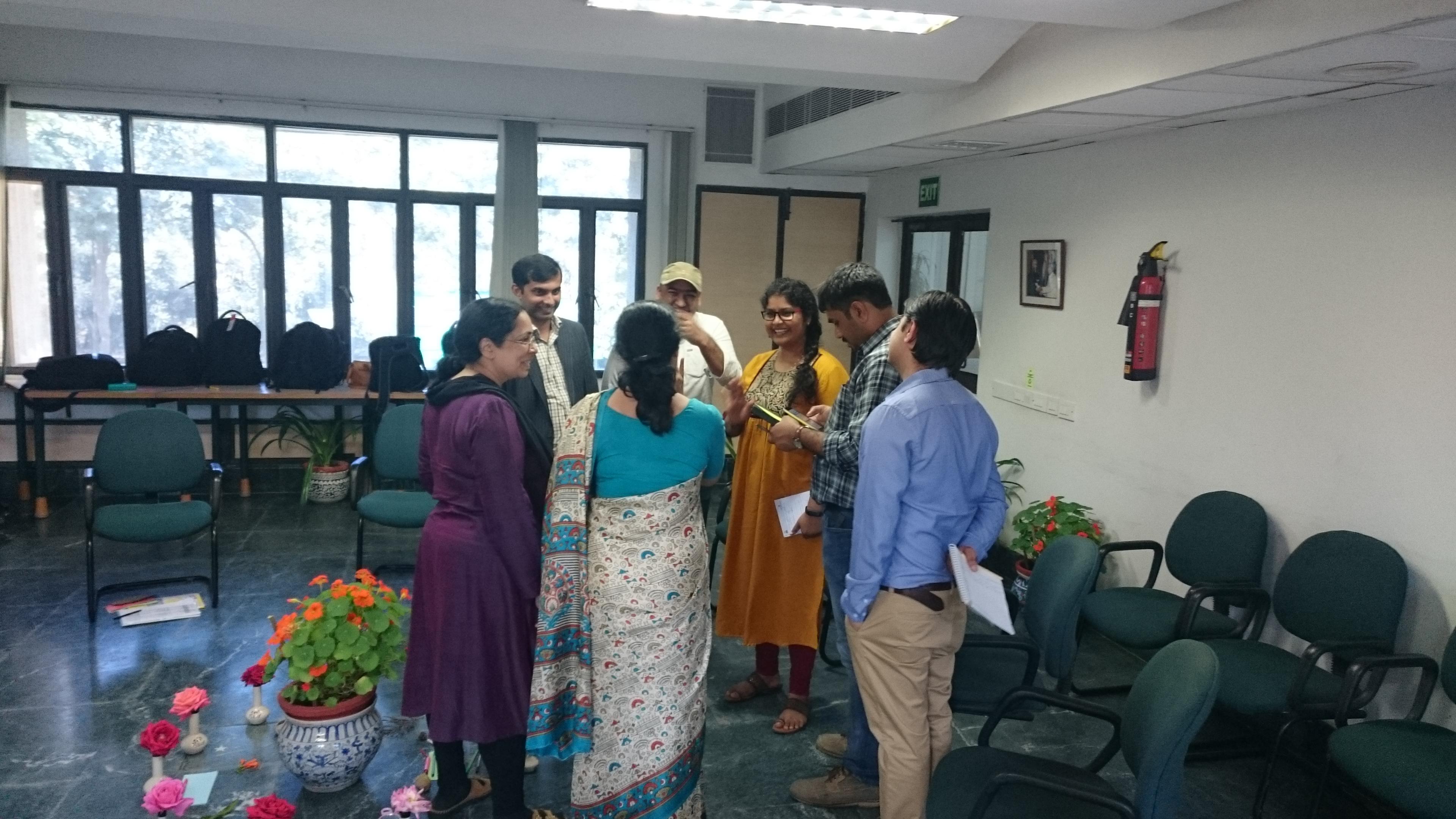 Regionaler Ansatz in 4 Industrie-Cluster in Indien –  SEIP-EII