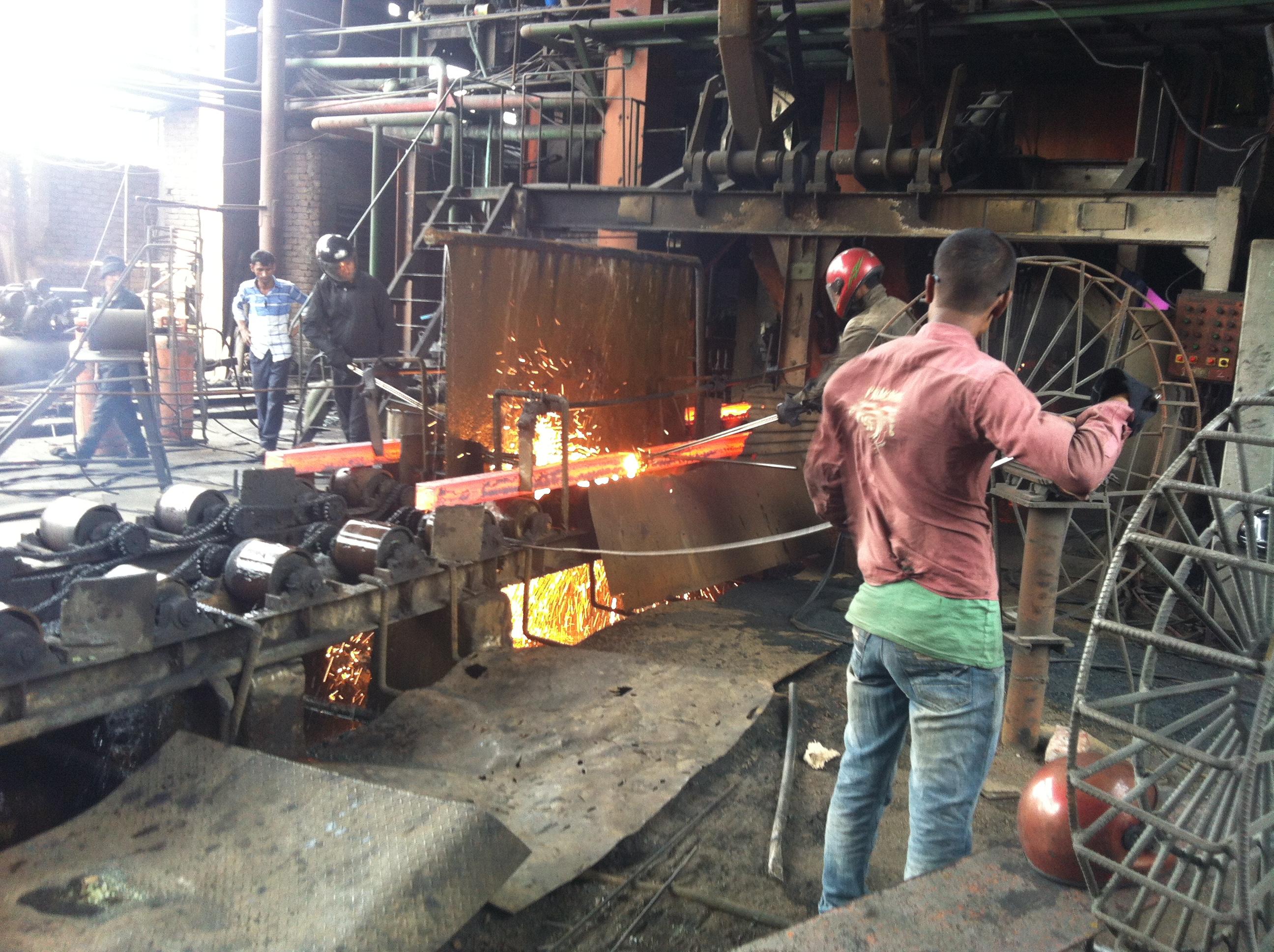 Metallverarbeitende Betriebe in Bangladesh, Nepal und Sri Lanka – MetaBuild