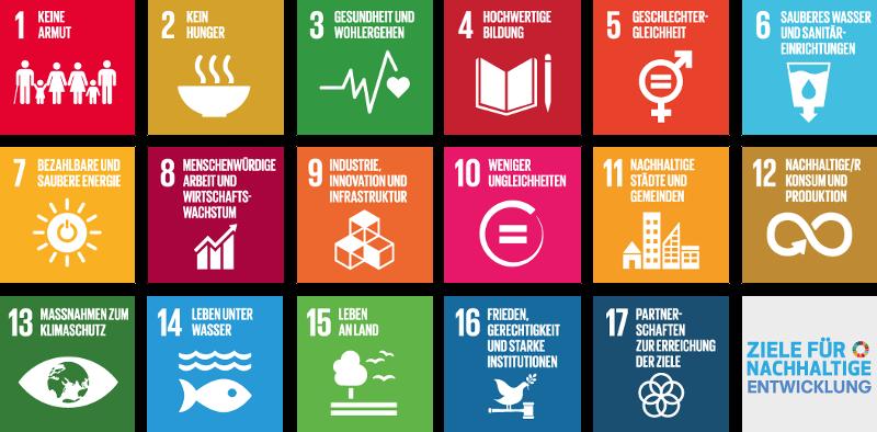 """Die """"Transformation unserer Welt"""": Sustainable Development Goals und wie Sie dazu beitragen können"""